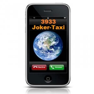 Номера телефонов службы такси в Киеве